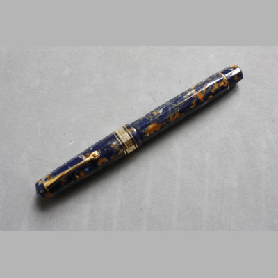 OMAS 1997 Extra Saffron Celluloid Fountain Pen